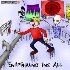 Entführung ins All