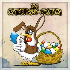 Das Osterhasen-Casting