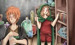 NEU: Die Zauberin Kassandra 3 – Kassandra und die Diebe
