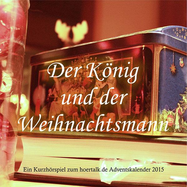 König und Weihnachtsmann