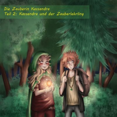 Zauberin Kassandra (2)