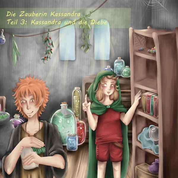 Zauberin Kassandra (3)