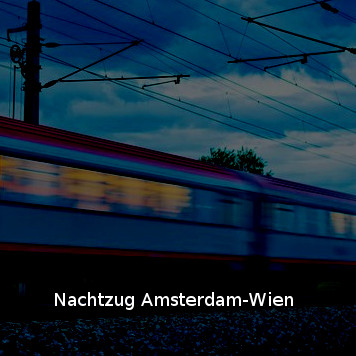 Nachtzug-Amsterdam-Wien