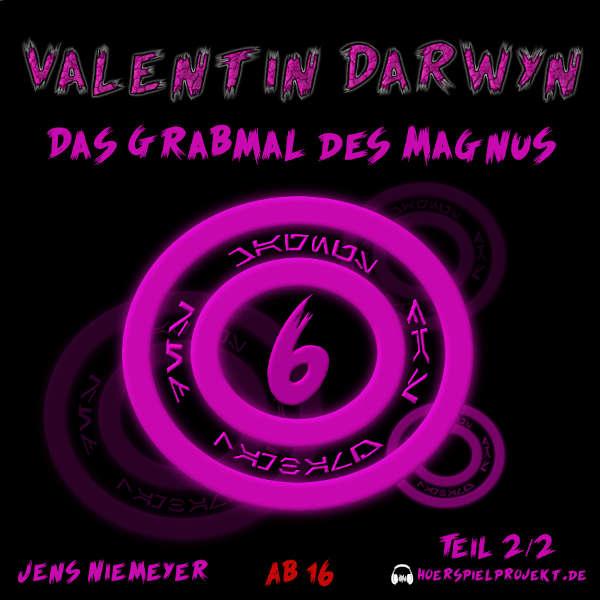 Cover Valentin Darwyn 06 - Das Grabmal des Magnus