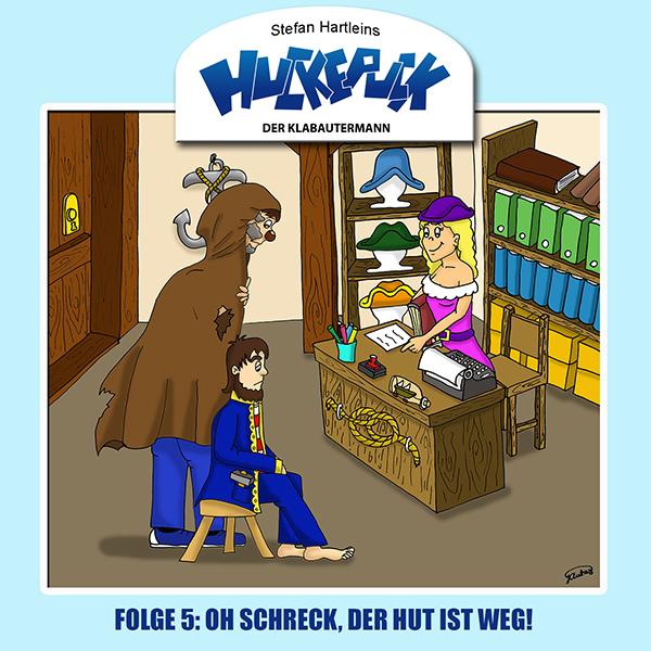 Huckepuck Der Klabautermann Folge 5