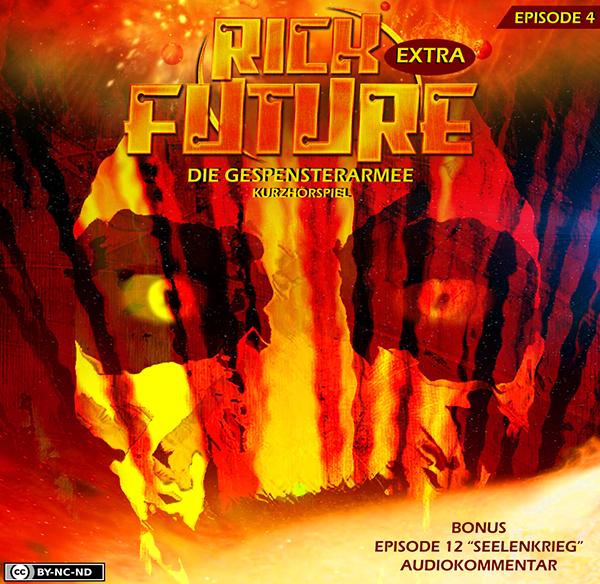 Rick Future Extra 4 - Die Gespensterarmee