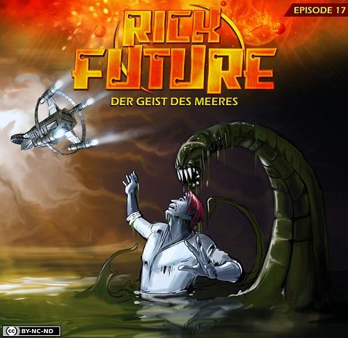 Rick Future Folge 17 - Der Geist des Meeres