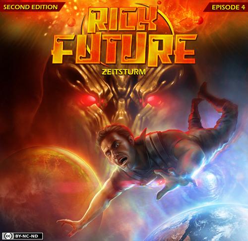 Rick Future 4 - Zeitsturm
