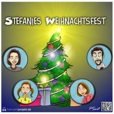 Stefanies Weihnachtsfest